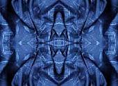 Bleu Foncé Textures