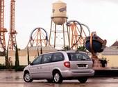 Chrysler Voyager Warner Fonds d'écran