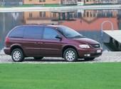 Chrysler Voyager Fonds d'écran