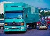 Mercedes Atego Fonds d'écran