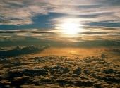 Dans les nuages... Fonds d'écran