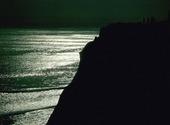 La mer de nuit Fonds d'écran