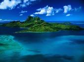 Île Fonds d'écran