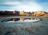 Paysage désertique Fonds d'écran