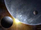 3D Planete Fonds d'écran