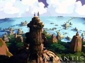 Atlantis Fonds d'écran