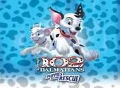 Les 102 dalmatiens Fonds d'écran