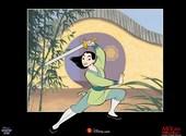Mulan Fonds d'écran