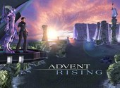 Advent rising Fonds d'écran