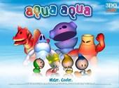 Aqua aqua Fonds d'écran