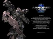 Armored core 2 Fonds d'écran