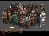 Baldur s gate dark alliance 2 Fonds d'écran