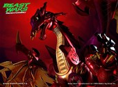 Beast Wars Transformers Fonds d'écran