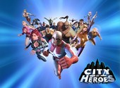 City of Heroes Fonds d'écran
