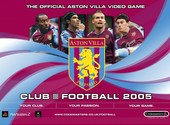 Club Football 2005 Aston Villa FC Fonds d'écran