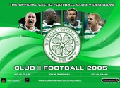 Club Football 2005 Celtic FC Fonds d'écran