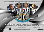Club Football 2005 Newcastle United Fonds d'écran