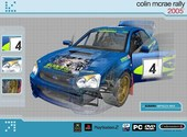 Colin McRae Rally 2005 Fonds d'écran