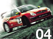 Colin Mcrae rally 4 Fonds d'écran