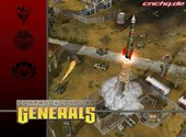 Command and conquer generals Fonds d'écran