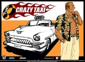 Crazy taxi Fonds d'écran