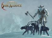 Dark alliance Fonds d'écran