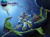 Dark Planet Battle for Natrolis Fonds d'écran