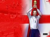David Beckham soccer Fonds d'écran