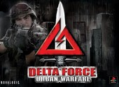 Delta Force Urban Warfare Fonds d'écran