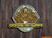 Dogs of war Fonds d'écran