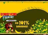 Donkey kong country Fonds d'écran