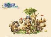 Final fantasy rystal chronicles Fonds d'écran