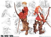 Final fantasy tactics Fonds d'écran