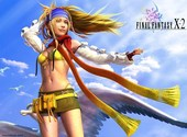Final fantasy X 2 Fonds d'écran