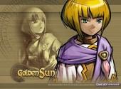 Golden sun Fonds d'écran