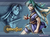 Golden sun Fonds d'écran