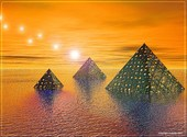 Pyramides... Dessins & Arts divers