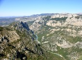 Verdon Fonds d'écran
