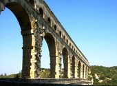 Pont du gard Fonds d'écran