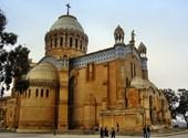 Notre Dame d'Afrique - Alger Fonds d'écran