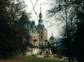 Chateau d'awan- aywaille  Fonds d'écran