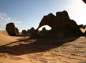 Sahara d'algerie Fonds d'écran