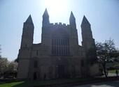 Rochester abbey angleterre Fonds d'écran