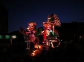 Carnaval de nuit Fonds d'écran
