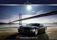 Maserati gran turismo 5
