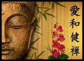 Buddha zen style i Fonds d'écran