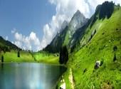 Lac des confins - haute-savoie Photos