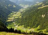 Une jolie vallée Photos